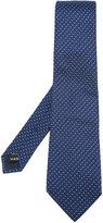 Z Zegna patterned tie - men - Silk - One Size