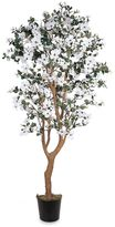 Bed Bath & Beyond Nearly Natural 5-Foot Dogwood Silk Tree
