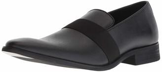 Calvin Klein Men's RIAN DIMPLED Emboss Brushed LTHR Loafer