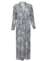 Laura Urbinati Printed Kimono Robe