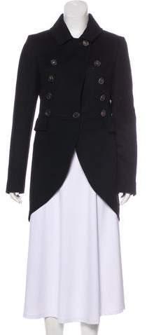 Derek Lam Wool & Angora Blend Coat