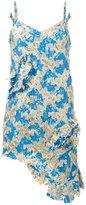 Marques Almeida Marques'almeida - lace asymmetric dress - women - Polyester/Nylon/Cotton/Silk - XS