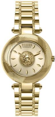 Versus Women's Brick Lane Quartz 2-Hand Bracelet Watch, 40mm