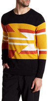 Parke & Ronen Aztec Knit Sweater