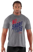 Under Armour Men's No Short Cuts T-shirt