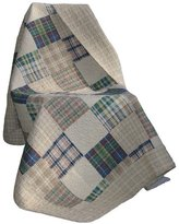 Greenland Home Oxford Throws, Multicolor