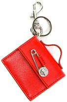 Versus coin bag keyring - women - Calf Leather/metal - One Size
