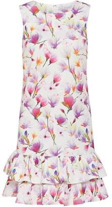 Gina Bacconi Cornelia Floral Dress