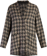 Isabel Marant Jameson hound's-tooth tweed jacket