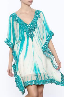 Kareena's Tie Dye Kaftan