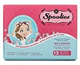 Spoolies Hair Curlers - 12 Count