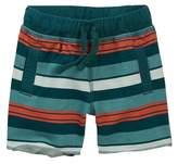 Tea Collection Woobaddda Cabin Cruiser Shorts (Baby & Toddler Boys)