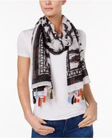 Steve Madden Ocean Avenue Wrap and Scarf in One