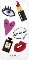 Iphoria Transparent Patches Phone Case For Iphone 6 Plus