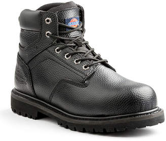 "Dickies Prowler Mens 6"" Steel-Toe Work Boots"