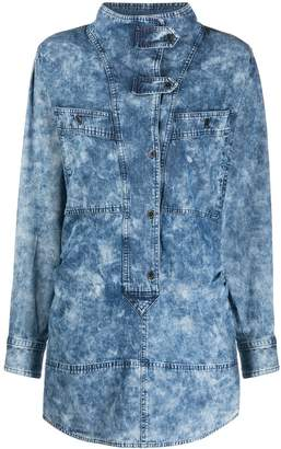 Etoile Isabel Marant Inaroa denim mini dress