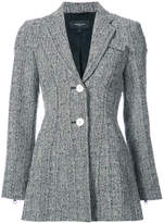 Derek Lam Fitted Blazer With Seam Details