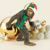Toscano Design Bigfoot the Holiday Yeti Ornament