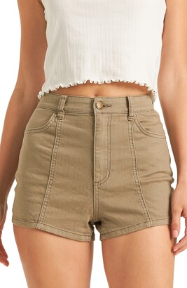 Billabong U Know Me High Waist Shorts