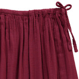 Numero 74 Ava Maxi Skirt - Teen and Women's Collection Raspberry red