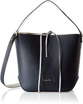Calvin Klein Women's Stef Small Hobo Bag,16 x 35 cmX26CM (b x h x t)