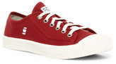 G Star Rovulc Canvas Low Sneaker
