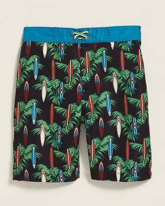 Appaman Boys 4-7) Pattern Swim Shorts