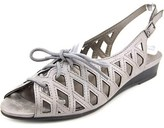 Easy Street Shoes Tinker Lace Up Women N/s Open-toe Synthetic Slingback Sandal.