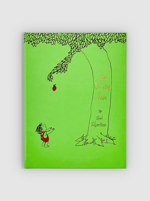 Graphic Image The Giving Tree Bonded Leather