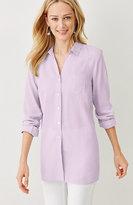 J. Jill Silk A-Line Shirt