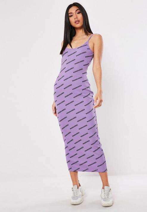 eab7097a78e5 Missguided Purple Dresses - ShopStyle
