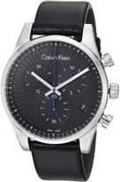 Calvin Klein Steadfast Watch - K8S271C1 Watches