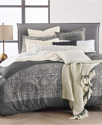 Lucky Brand Bali Batik Cotton 2-Pc. Twin Duvet Cover Set, Bedding