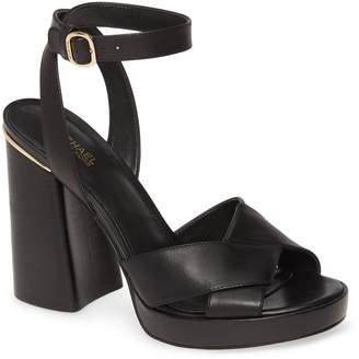 MICHAEL Michael Kors Fallon Ankle Strap Sandal