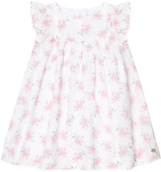 Tartine et Chocolat Baby floral cotton dress
