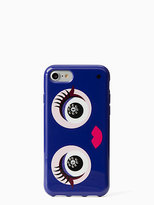 Kate Spade Jeweled monster iphone 7 case