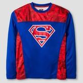 Superman Boys' Long Sleeve T-Shirt