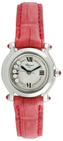 Chopard Vintage Happy Sport Stainless Steel & Diamond Watch, 23mm