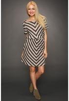 Quiksilver Hanover Shirt Dress (Hanover Stripe) - Apparel
