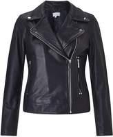 Jigsaw Washed Biker Jacket