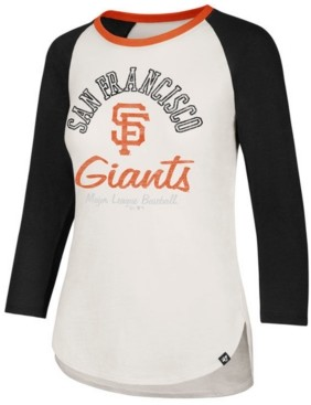 '47 Women's San Francisco Giants Vintage Raglan T-Shirt