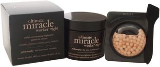 philosophy 1.7Oz Ultimate Miracle Worker Night Serum