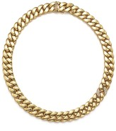 Roberto Coin 18K Yellow Gold Collar Necklace with Diamonds, 16