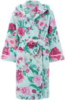 Monsoon Florencia Rose Print Dressing Gown