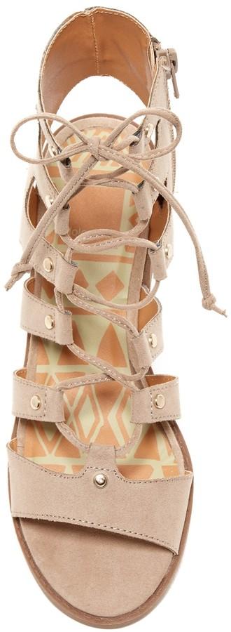 Dolce Vita Lora Gladiator Block Heel Sandal (Little Kid & Big Kid)