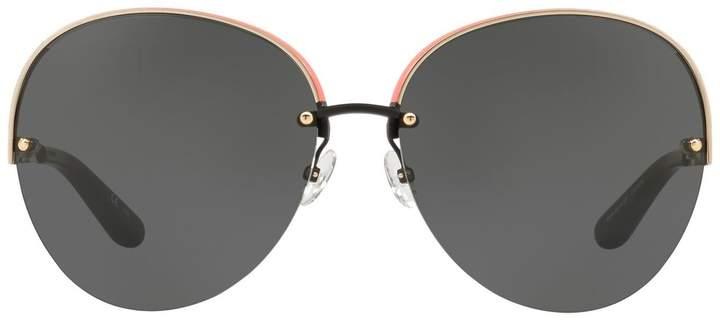 Christian Dior Superbe Oval Sunglasses