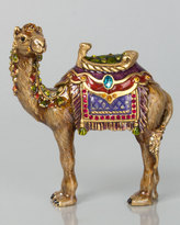 Jay Strongwater Duncan Camel Figurine