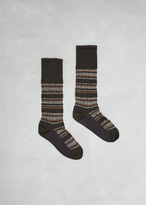 Marni black sock