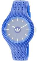 adidas Ipswich ADH3203 Blue Silicone Japanese Quartz Diving Watch