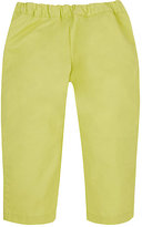 Bonpoint COTTON POPLIN PANTS